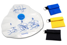 Airway® CPR Shield w/ Pouch - Budget